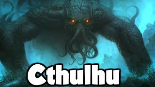 Cthulhu The Great Dreamer - (Exploring the Cthulhu Mythos)