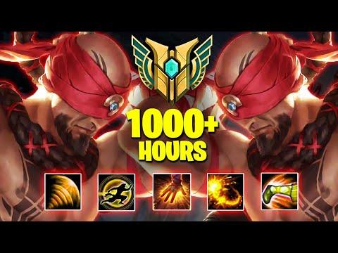 GOD LEVEL LEE SIN PLAYS - 1000+ HOURS BEST PLAYS MONTAGE - League of Legends Wild Rift