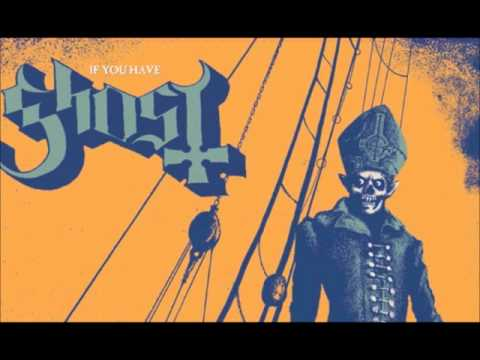 Ghost - Crucified (ARMY OF LOVERS Cover) with lyrics