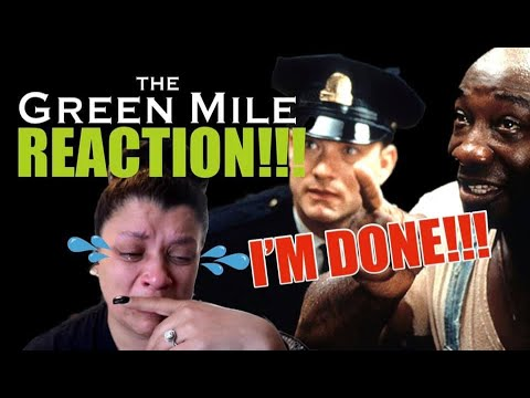 Download THE GREEN MILE (1999)   MOVIE REACTION   FIRST TIME WATCHING!!! (PART 3)