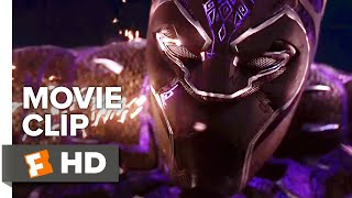 Black Panther Movie Clip - Kinetic Energy (2018) | Movieclips Coming Soon