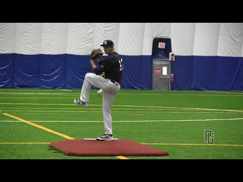 Spencer Whitlock - RHP - Wauwatosa, WI - 2019