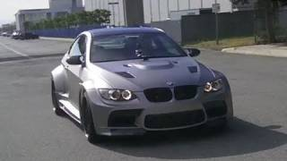 620hp Vorsteiner BMW M3 GTRS3 supercharged