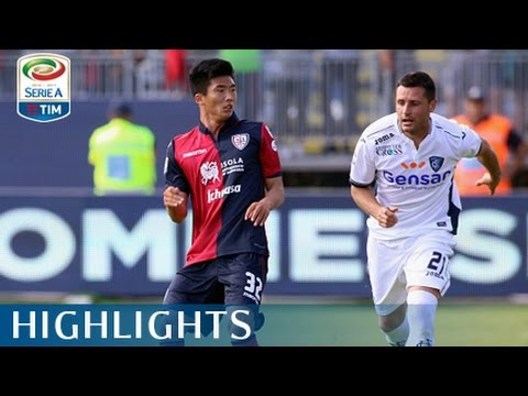 Cagliari - Empoli - 3-2  - Highlights - Giornata 36 - Serie  A TIM 2016/17