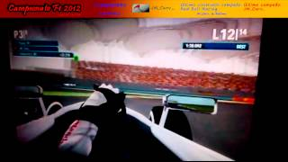 Campeonato PS3:F1 2012(F1) - Season Review PARTE 1