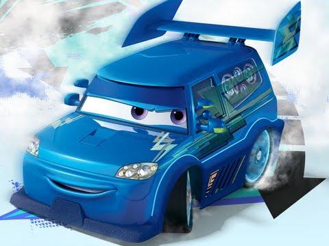 Cars Cartoon Movie