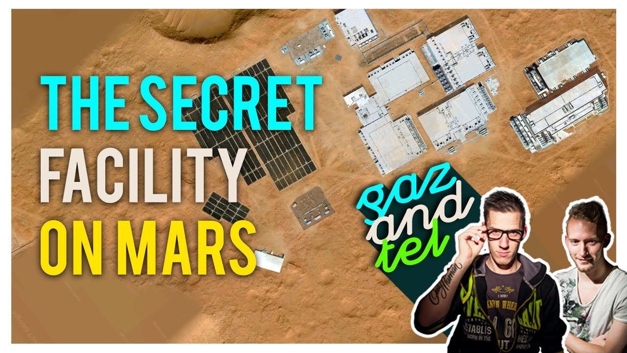 The Google Mars Base - Mars Mysteries - YouTube