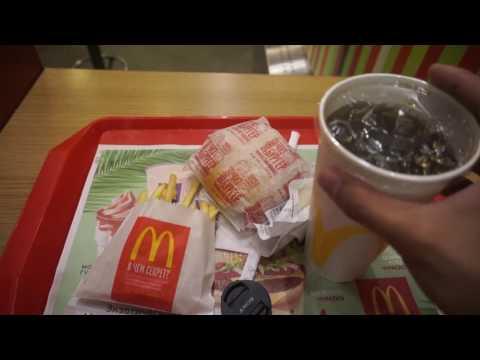 Russian McDonalds ロシアのマクドナルド