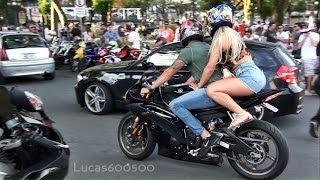 Motos esportivas acelerando em Curitiba - Parte 36