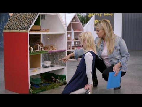 """Kleine Emma zegt precies wat ze vindt: """"Beetje saa - DOE HET LEKKER ZELF"""