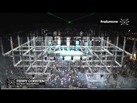 Nature One 2017 - Ferry Corsten Liveset