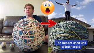 Try Not To Laugh Watching Dylan Ayres Rubber Band Ball TikTok (Part 2) | Funny Dylan Ayres Tik Toks