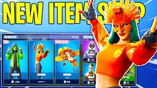 Fortnite Item Shop! SUNBIRD SKIN & MORE! Daily & Featured Items!