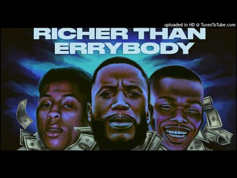 Gucci Mane – Richer Than Errybody (Acapella – Vocals Only) ft. YoungBoy, DaBaby