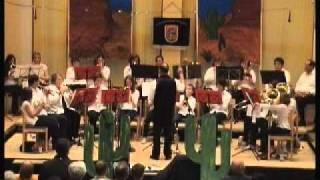 How majestic is your name - Posaunenchor Edertal Nachwuchs - Konzert 2010.MPG
