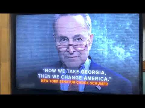 Georgia GOP, Dave Purdue, Commercial For Senate Runoff Mentions Washington D.C. Statehood - Why?