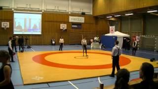 Evgeny Voledkov vs Dennis Ljungqvist sabre final, fight for 1st place Swordfish 2014