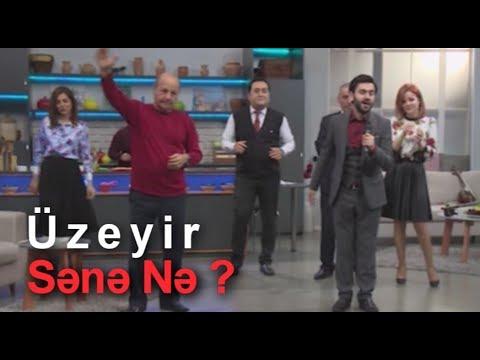 Uzeyir Mehdizade - Sene Ne ( Arb Tv )