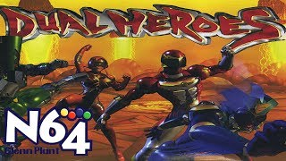 Dual Heroes - Nintendo 64 Review - HD
