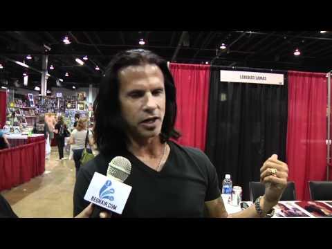 Lorenzo Lamas Interview