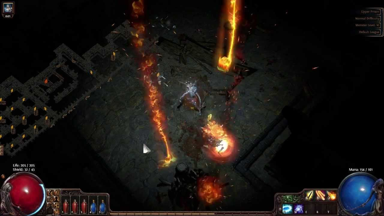 ☆ Path of Exile - Brutus, Lord Incarcerator - Part 11 (w ...