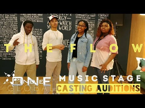 @IndieONEGlobal Music Stage Auditions featuring Music Group: The FLOW (Atlanta)
