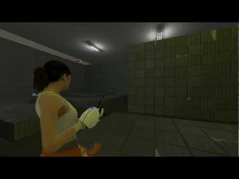 General Room (Portal 2 Custom Map)