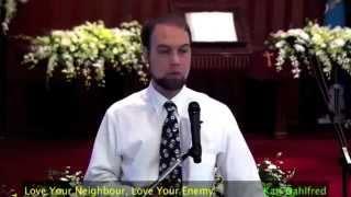 Sermon: Love Your Neighbor, Love Your Enemy (Matthew 5:38-48)