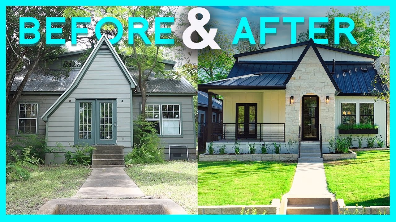 We spent $1,000,000 on this Abandoned House I Before & After Renovation