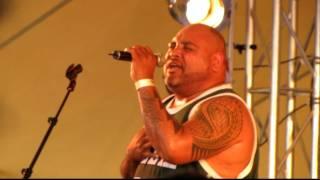 Fiji-George Veikoso and BrownHill Band singing SOSEFINA at Pasifika Festival Auckland 2010.