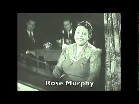 Rose Murphy - Honeysuckle Rose