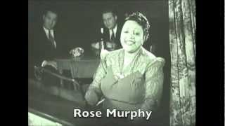 Rose Murphy - Honeysuckle Rose