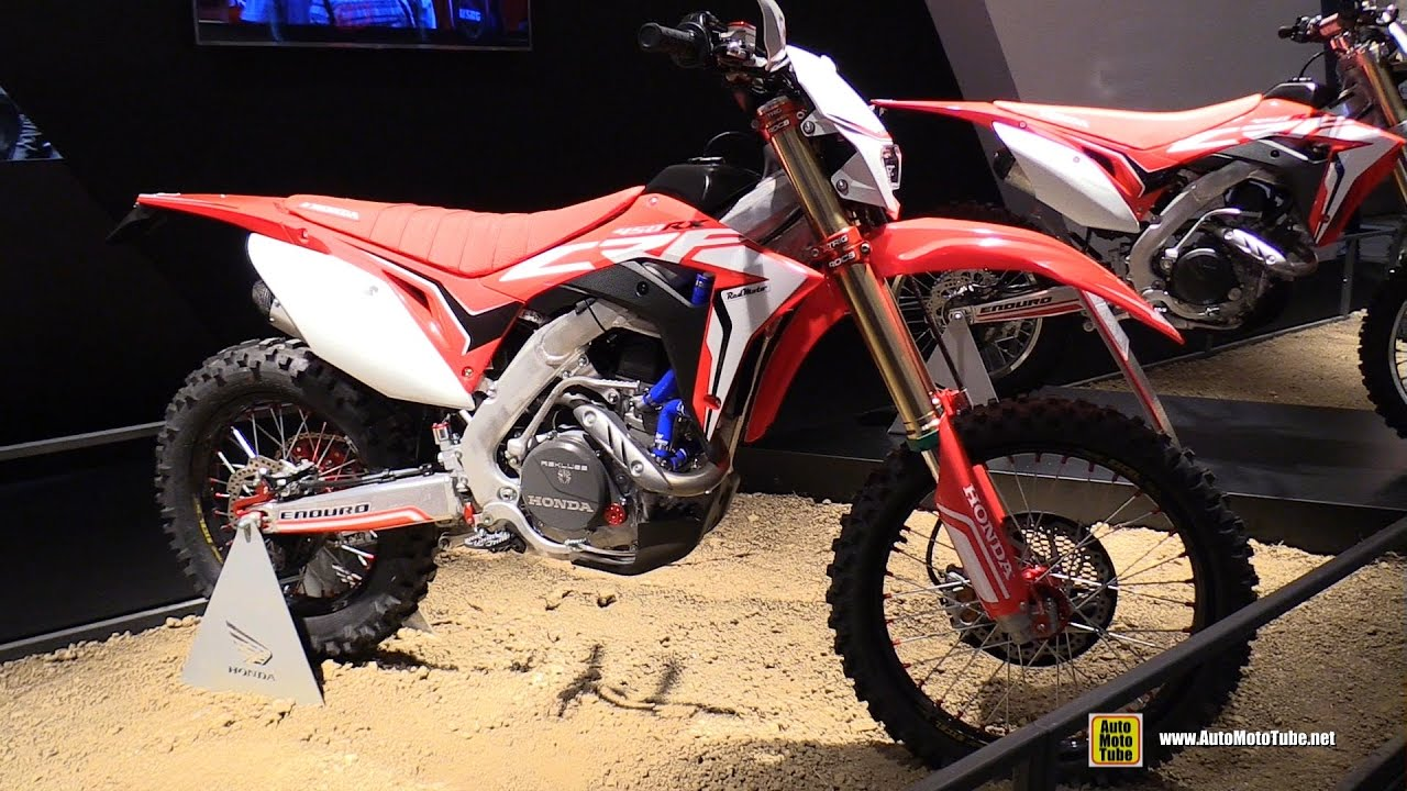 2017 honda crf 450 rx enduro special walkaround 2016 eicma milan youtube. Black Bedroom Furniture Sets. Home Design Ideas