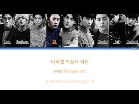 EXO - On The Snow  [Han/Rom/Sub.Español]