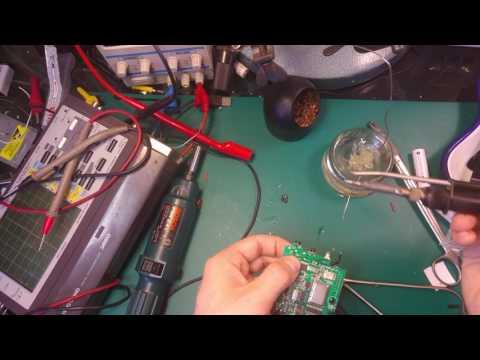 Takstar  WPM-200 Wireless Receiver - Replace Broken 3.5mm Pcb Audio Socket