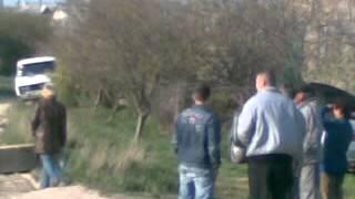 авария мерс кабриолет   копия