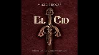 El Cid Original Soundtrack CD 2- 05 For Spain- Farewell