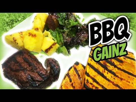 Healthy Barbecue Tips For Beginners (DELICIOUS BBQ GRILLING IDEAS) | LiveLeanTV
