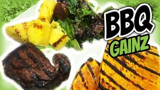 Healthy Barbecue Tips For Beginners (DELICIOUS BBQ GRILLING IDEAS)