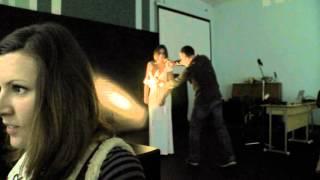 2 Мастер-класс Дана Хечо на Видео-фото форуме 2013 года. ''НЮ-фотография''
