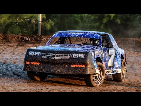 Central Missouri Speedway Top Gun Series Night #4