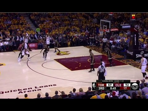 LeBron passes Kareem for postseason points