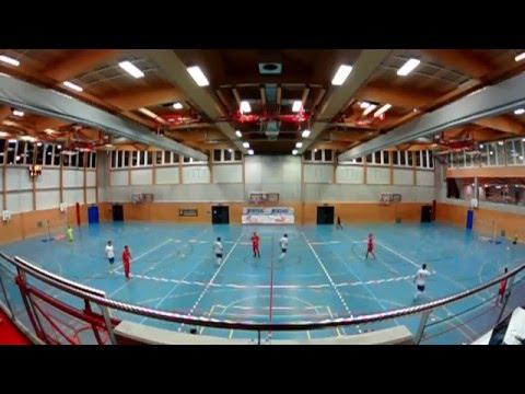 Futsallöwen Zürich vs Lugano