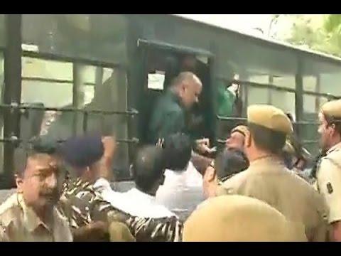 OROP Suicide: Deputy CM of Delhi Manish Sisodia detained