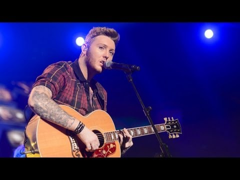 James Arthur Sings Frankie Valli's Can't Take My Eyes Off You - Live Week 7 - The X Factor UK 2012