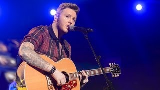 James Arthur sings Frankie Valli 39 s Can 39 t Take My Eyes Off You Live Week 7 The X Factor UK 2012