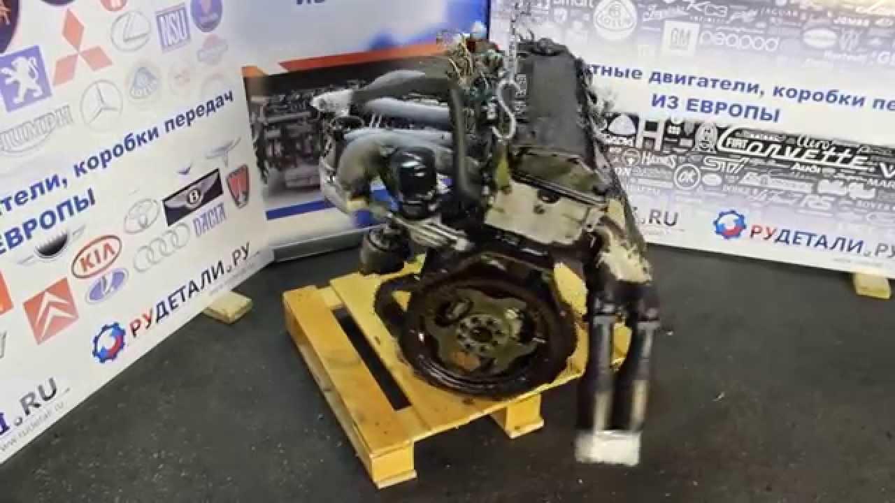 Тестированный б/у двигатель из Германии 2.3 код 102.982 Mercedes (Мерседес) W124 E230