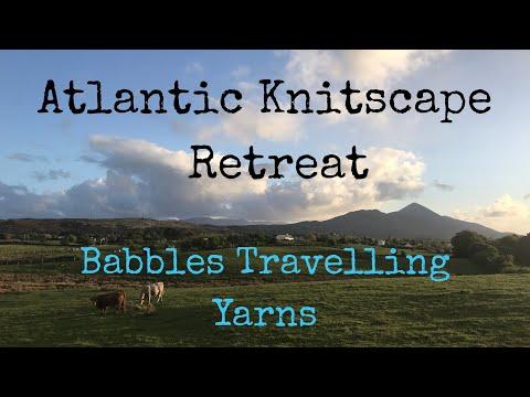 Atlantic knitscape 2018 - babbles Travelling Yarns