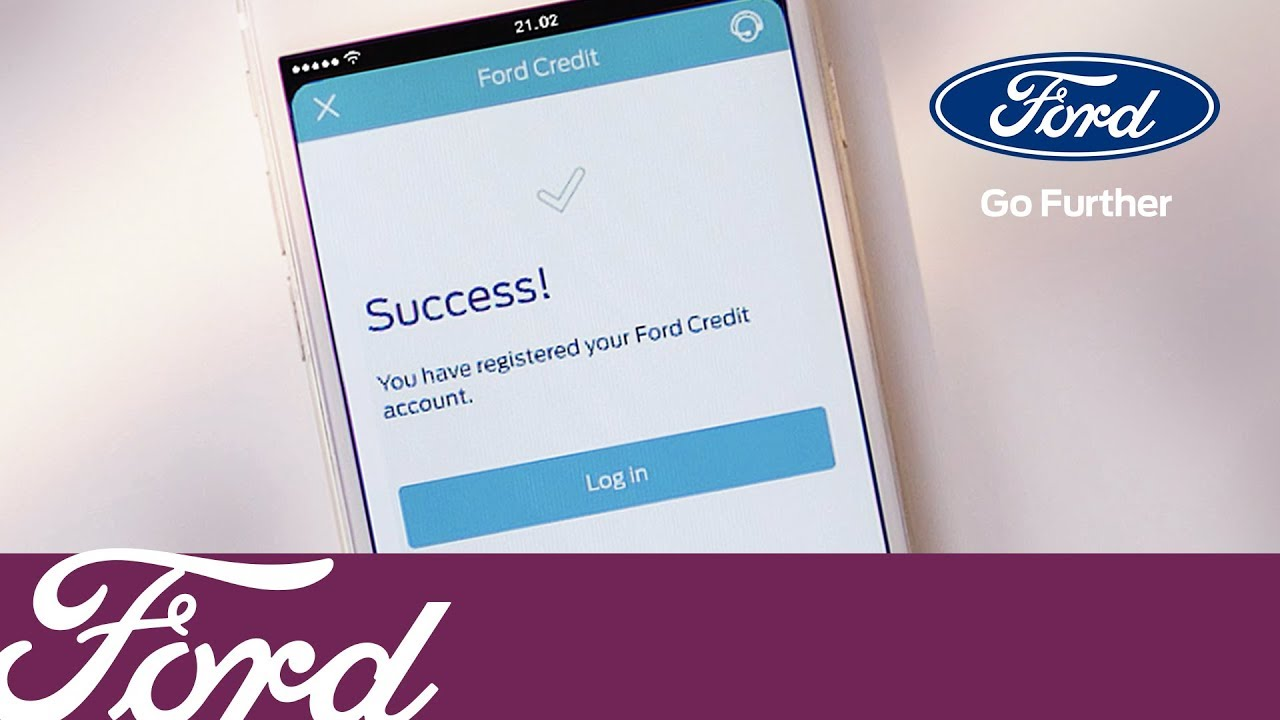 Fordpass how to add your ford credit account ford uk