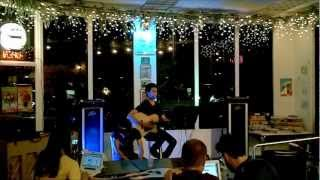 Sid & Nalanda - Oh Where Oh Where Could My Baby Be (Pearl Jam) @ The Canvas - 8/2/12